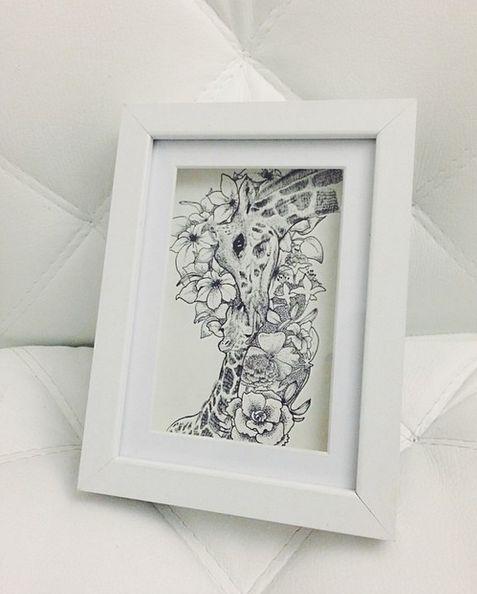 Some of my original hand made drawings. www.ismedium.com  #illustration #art #frame #decor #deco #decoration #fish #colors #universe #handmade #diy #blackwork #black #white #minimal