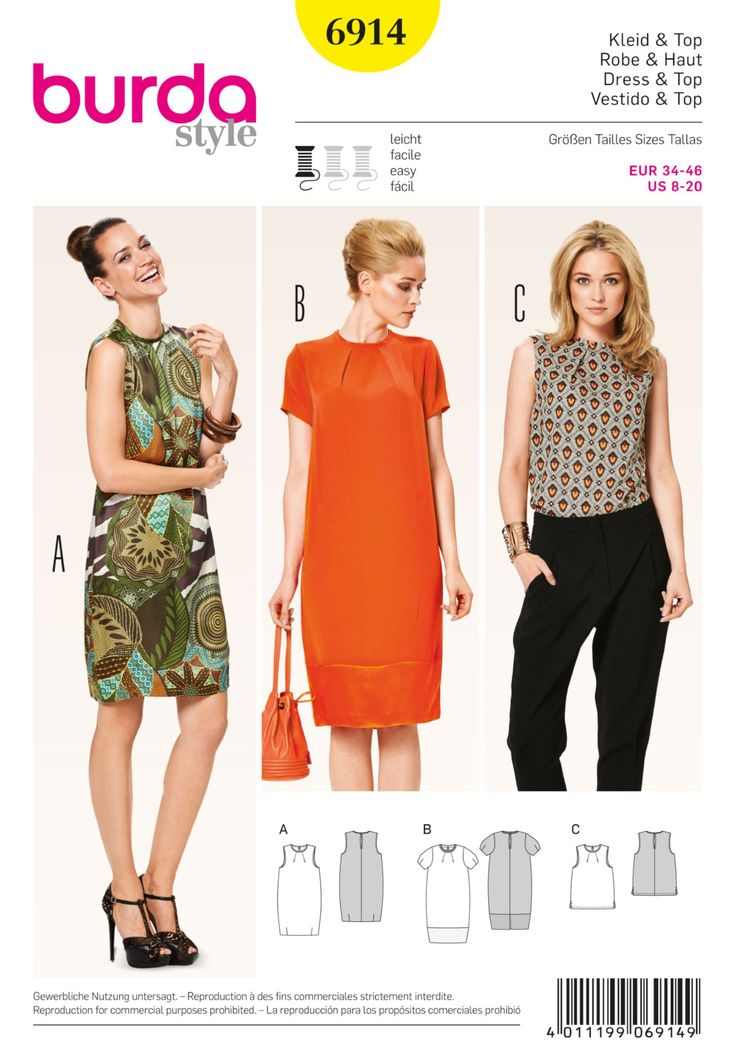85 best Sewing Patterns images on Pinterest | Sewing patterns ...