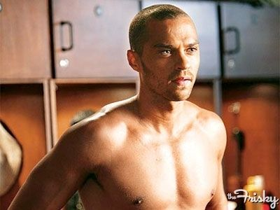 """10 Photos That Illustrate Why Jesse Williams Should Play Finnick Odair In """"The Hunger Games"""" Sequels This."""