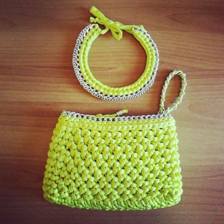 Lime clutch & LimeChian Necklace Follow me on Instagram IRIDESIGNS