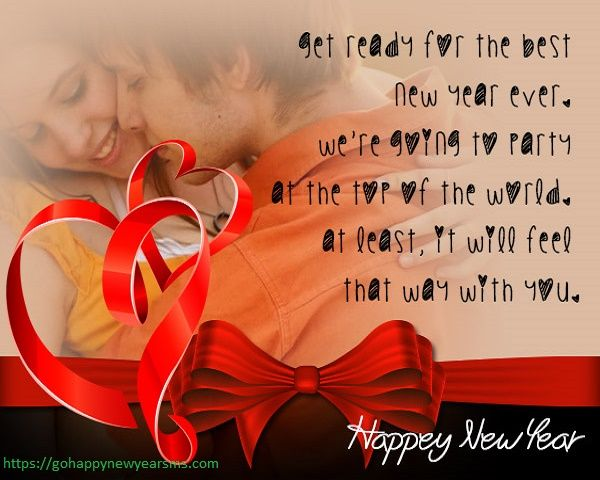 romantic new year messages for boyfriend