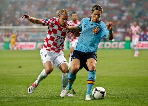 #Euro2012 #Croatia #Espana #Torres