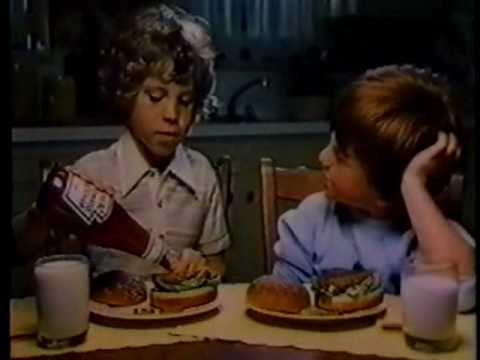 Not sure Carly Simon was dreaming of burgers with ketchup when she first wrote Anticipation...