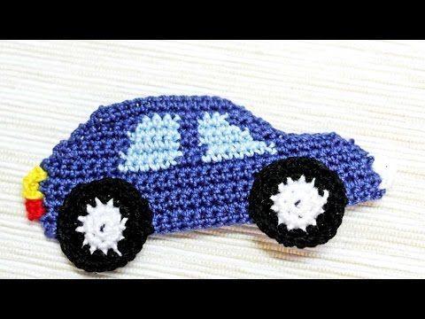 Wie man eine gehäkelte Autoapplikation herstellt – DIY Crafts Tutorial – Guidecentral