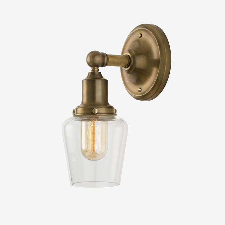 Orbit Wall Sconce Schoolhouse Electric And Supply Co : 48 best images about Lighting on Pinterest Ceiling lamps, Lighting and Globe pendant light
