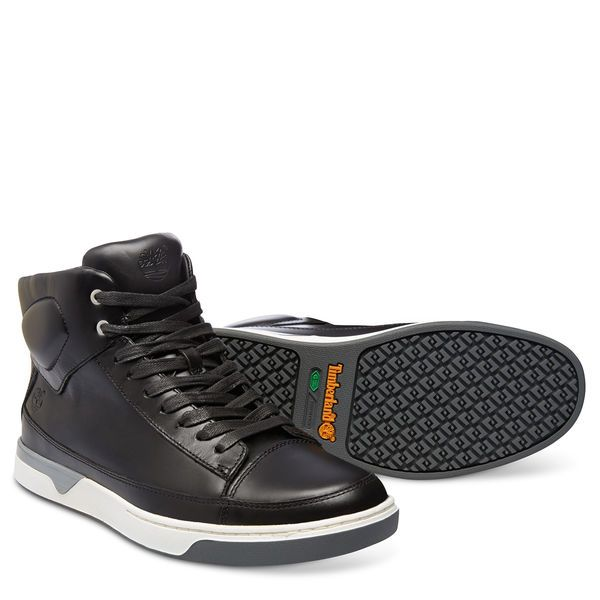 Timberland - Inman Square Leather Homme