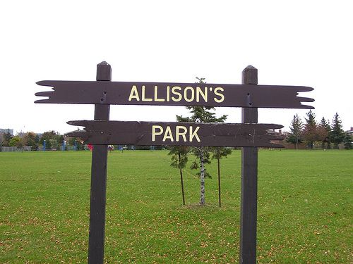 Allison's Park, #Mississauga
