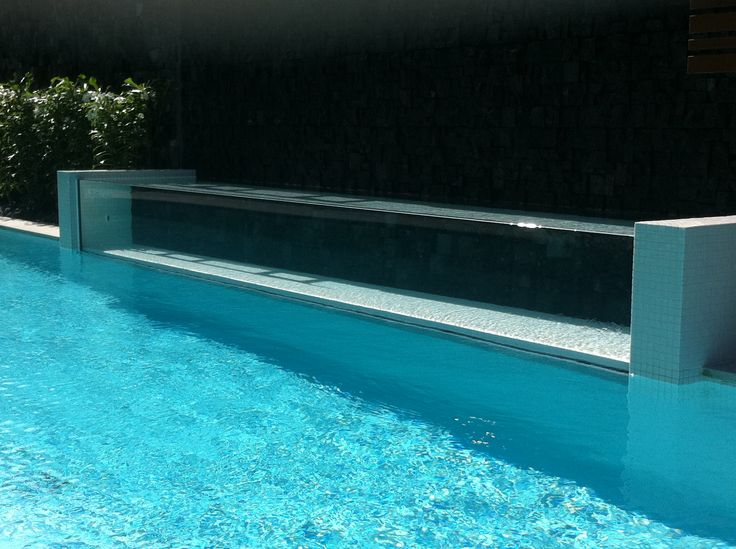 Feature Pool Window to Swimming Pool