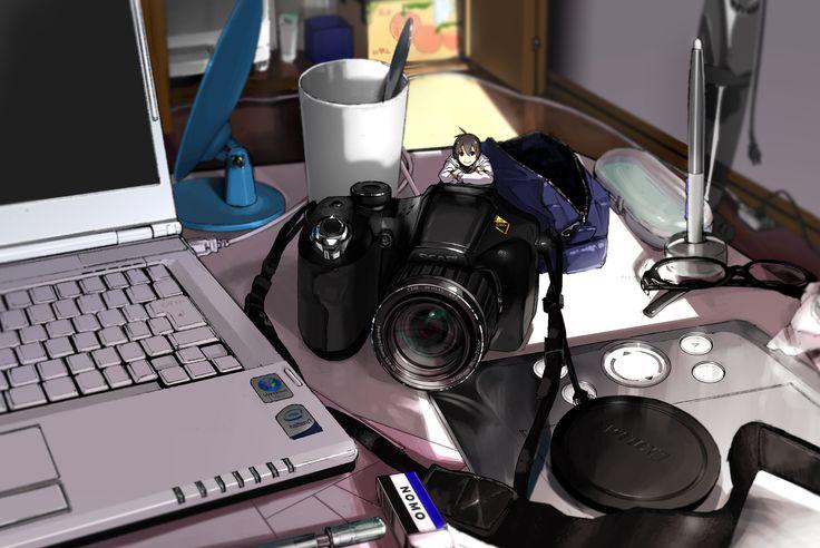 camera computer kurono-kuro original