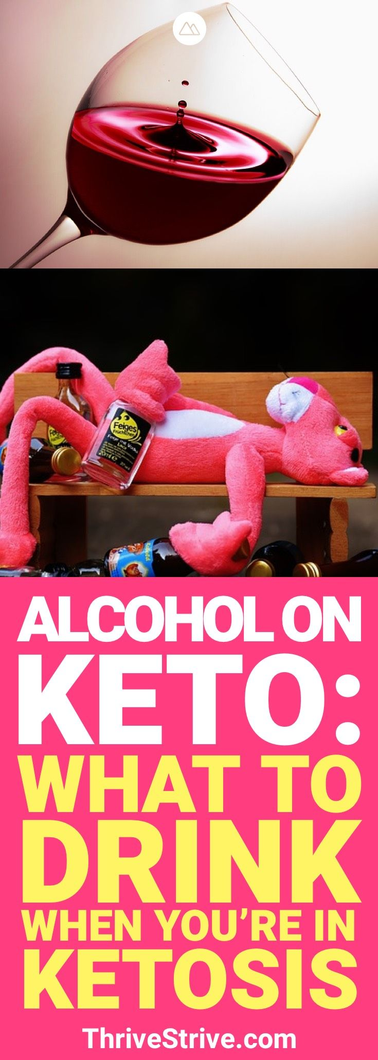 Alcohol is allowed on the ketogenic diet, however, not everything is permissible if you want to stay in ketosis. Here is what you can and cannot drink when you're doing keto.