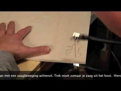 Figuurzagen instructiefilm
