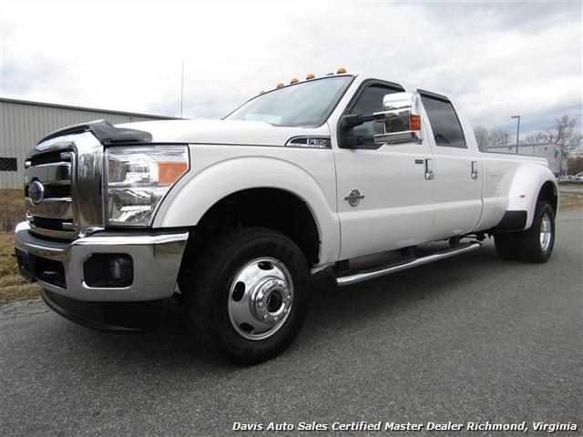 2016 Ford F-350 Super Duty Lariat 4X4 Dually Crew Cab Long Bed for sale in RICHMOND, VA - $54,995 - Davis Auto Sales Certified Master Dealer Richmond, Virginia - Visit www.davisautosales.com and www.davis4x4.com