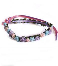 #Flowercrowns from wearwewander.com #Bohobride #Bohostyle #Bohochic