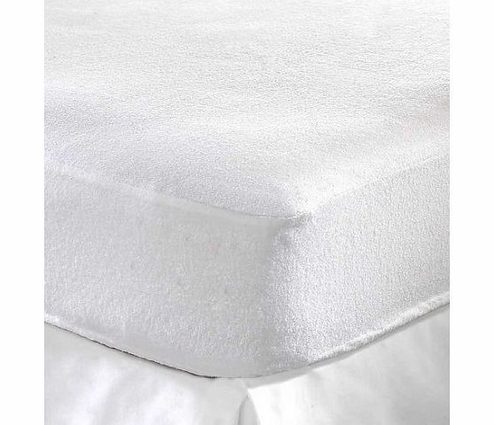 Ocean Trading Brand New Terry Towel Waterproof Ed Sheet Mattress Protector Luxury Cover Cot Bed