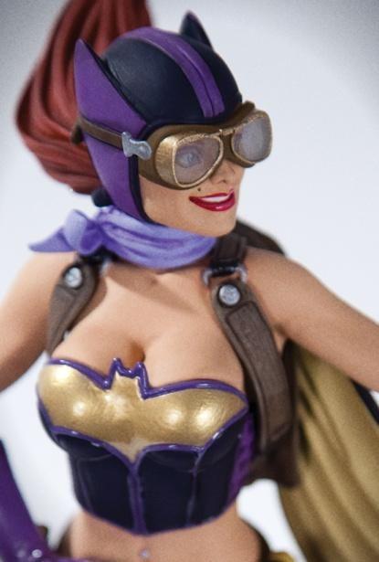 batgirl-bombshell-statue.jpg (415×615)