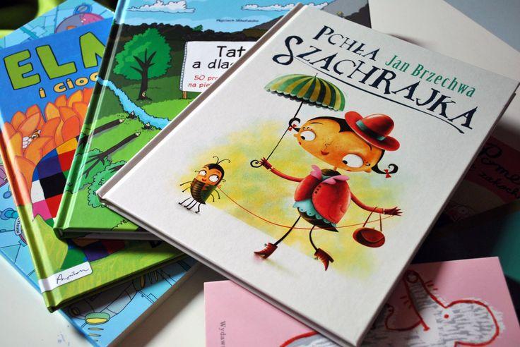 Książki dla dzieci. Endo ubranka z charakterem. Książeczki na dobranoc dla całej rodziny. http://endo.pl