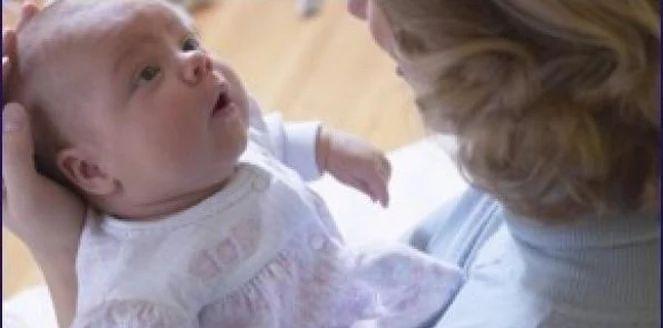 La importancia de hablarle al recién nacido