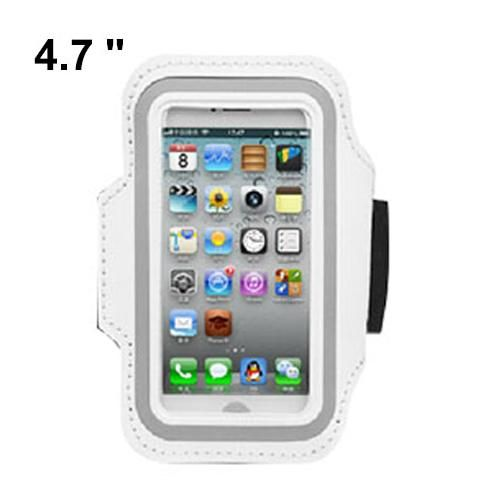 """Lightweight Sport Armband Case Waterproof phone case 4.7"""" for running for Samsung Huawei xiaomi iPhone Smartphone"""
