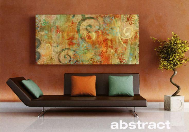 Las 25 mejores ideas sobre cuadros modernos para - Fotos cuadros abstractos ...