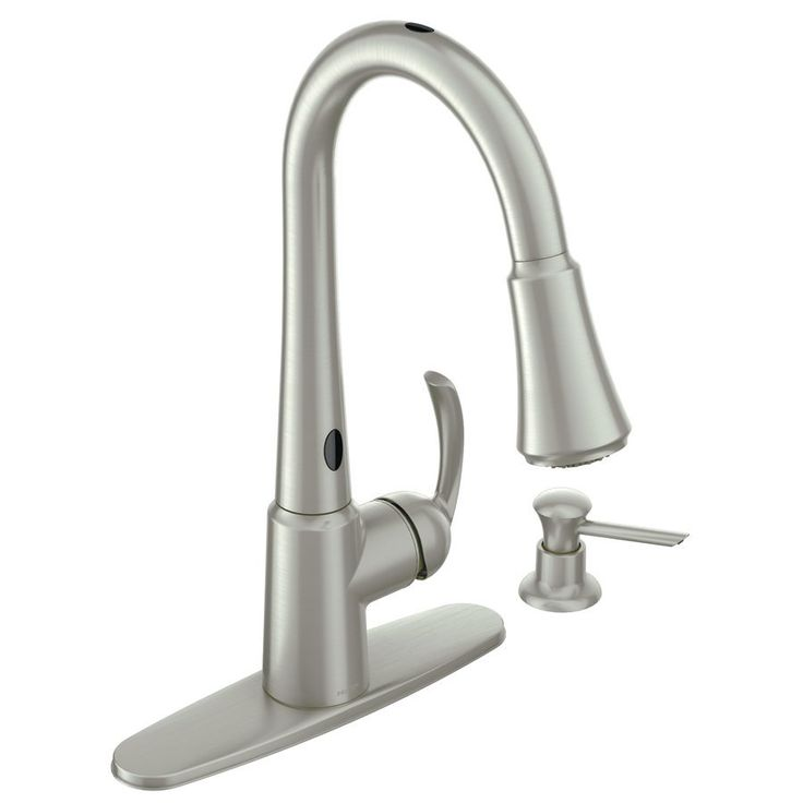 17 Images About Kitchen Faucet On Pinterest Arbors Stainless Steel And Faucets