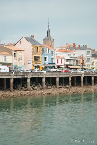388 best Vendee images on Pinterest North sea, Paisajes and France - chambre d hote moutiers les mauxfaits