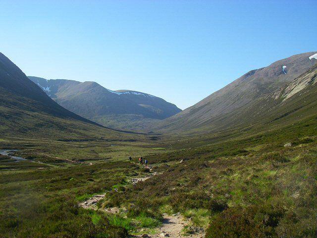 Scotland - Cairngorm National Park