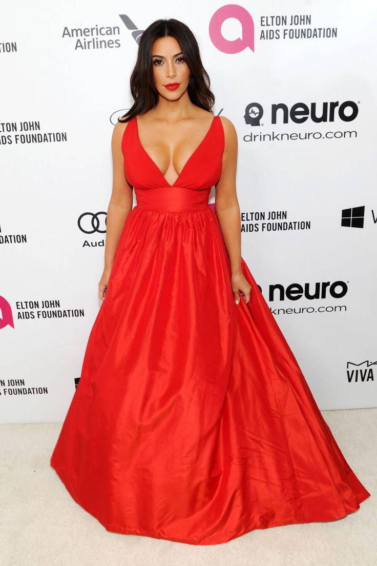 Kim Kardashian in Celia Kritharioti - Game Changing Dresses of 2014 - The Best Celebrity Dresses of 2014 - Harper's BAZAAR