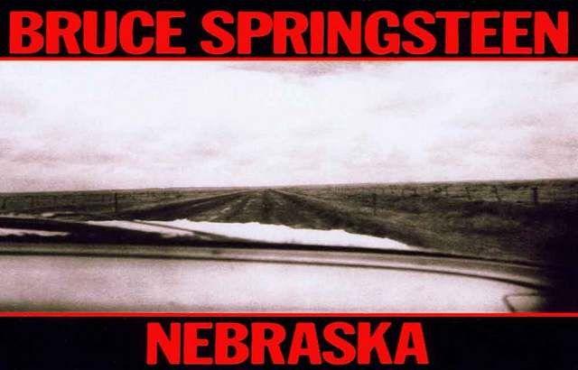 Bruce Springsteen Nebraska Album Cover Music Poster 11x17