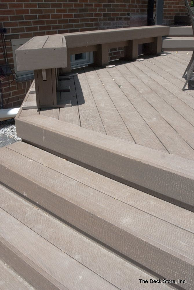Pictures Of Sundecks Stairs And Benches: 20 Best Deck Benches Images On Pinterest