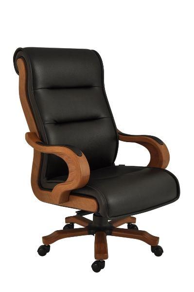 Ahşap Ayaklı Koltuk Makam Koltuğu Ofis koltuk Yönetici Koltuğu Patron koltuğu @yilmazburo