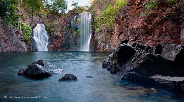 Florence Falls(height 64 meter), Litchfield National Park, Northern Territory, Australia