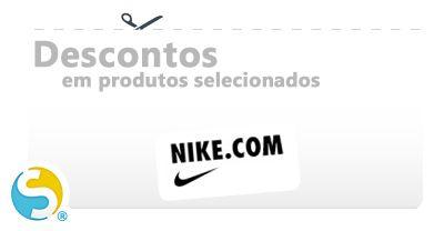 Seleção de ofertas exclusivas para o site da Nike com até 50% de desconto em produtos masculinos.