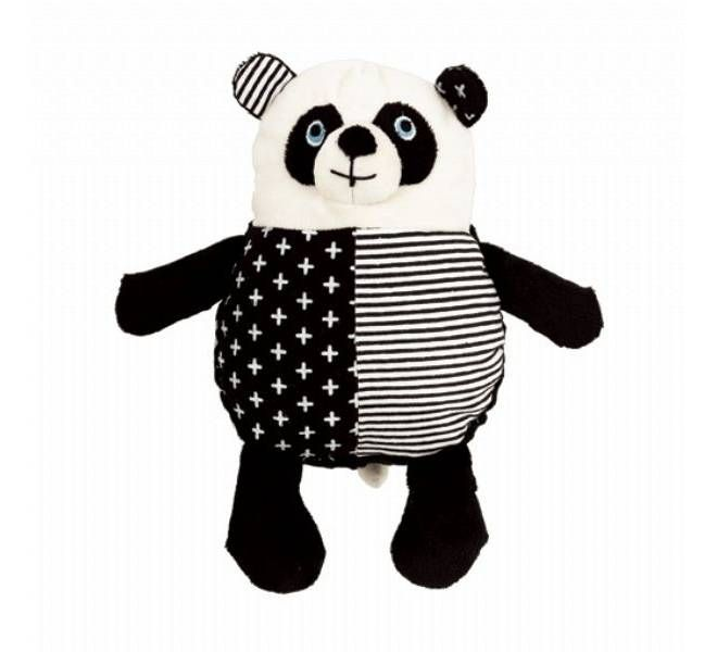 Panda soft toy by Lilly and George.