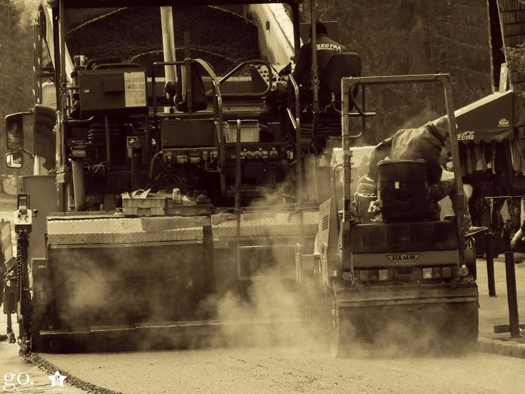Road Workers by just go on 500px