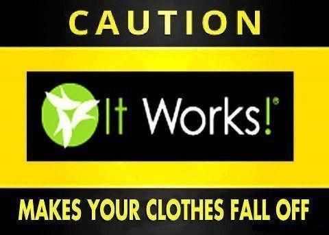 It Works! Global is a nutraceutical company that uses natural ingredients to help your body and immune system work like it should so you look and feel your best. But it is known for that crazy wrap thing that tightens, tones and firms in 45 minutes! https://wendyfeldman.myitworks.com