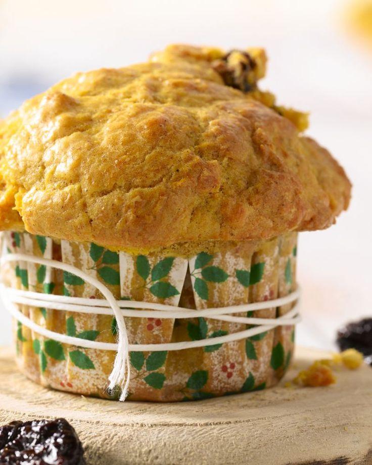 Maak eens een gezonde muffin, met wortelen en pruimen. Ideaal als ontbijt, of een zoet-hartige snack voor onderweg.