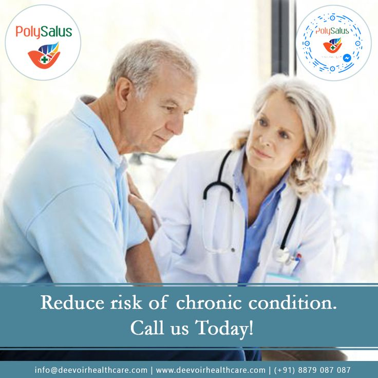 Enhance your health by reducing risk of chronic condition.#Polysalus #HealthCare