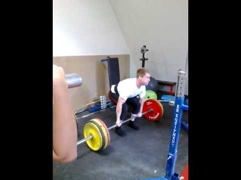 170 kg 5 reps