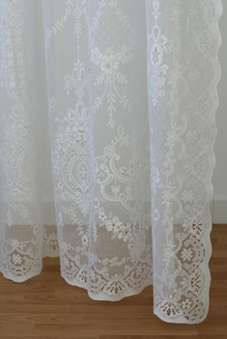Ailsa Scottish Cotton Lace Curtain 13357 83 32