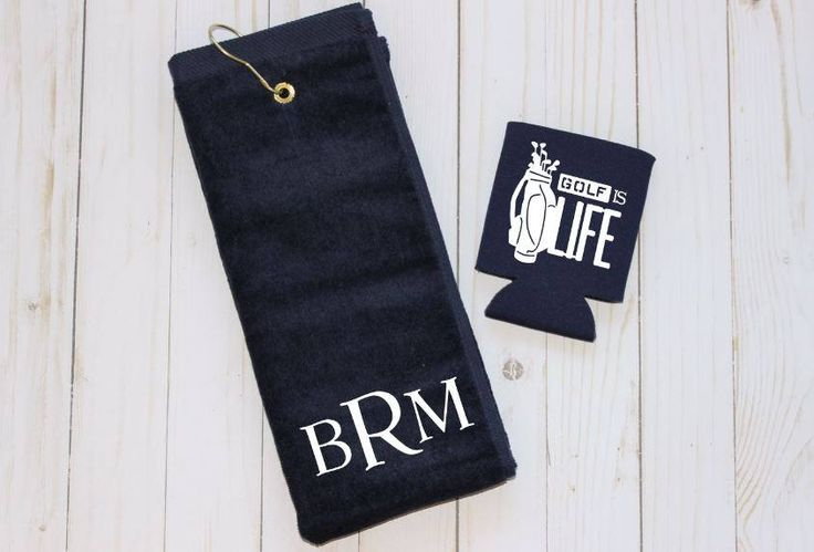 Golf Gifts, Golf Towels, Golf Gifts for Men, Monogrammed Golf Towel, Golf Bag Towels, Golf Gifts for Him, Personalized Golf Gift, Golf Lover #golftowels #golfgifts #golflovergifts #monogrammedgolftowel #golfset #fathersdaygift #golfbagtowel #personlaizedgolfgifts