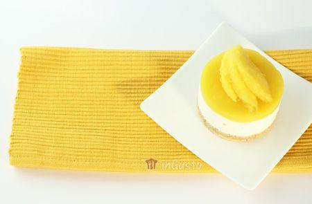 Mango & Lemon CheesecakeLimon 01, Lemon Cheesecake, Cheesecake Mango, Cookies, Cheesecake Al, Al Mango