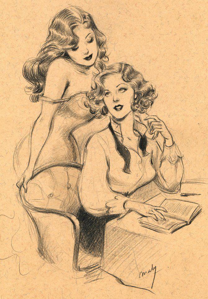 Modern Lesbian 64