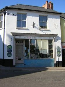 Pop into The Good Life Deli, Ottery St Mary for Owens Coffee