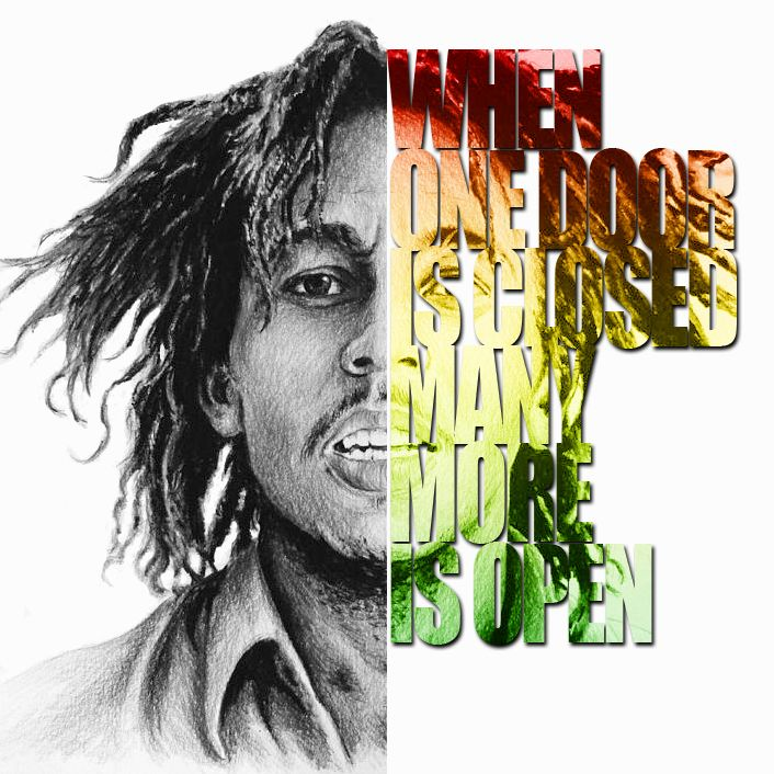 Messing round with some typography effects of photoshop. Combined with a nice gradient produced this pretty sweet image of Bob Marley. Mini Timelapse video here : http://instagram.com/p/xxP3P0n3yB/?modal=true