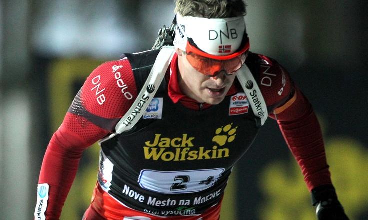 Emil Hegle Svendsen, Biathlon, Norway
