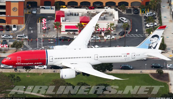 Boeing 787-9 Dreamliner - Norwegian Air Shuttle | Aviation Photo #4288315 | Airliners.net