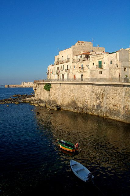 Syracuse - Ortigia, Sicily, Italy
