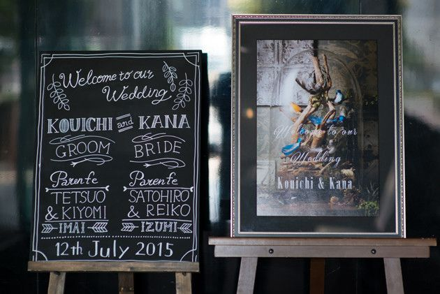 Kouichi and Kana's Wedding Party from ...