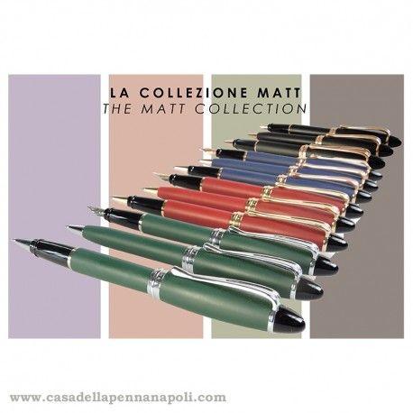 Matt è il Trend! Matt è Nero! Matt è Blu! Matt è Bordeaux! Matt è Verde! Novità 2016 Aurora! http://www.casadellapennanapoli.com/ipsilon/131-penna-aurora-ipsilon-matt-.html #CasadellaPenna1937 #Aurora #Ipsilon #Matt #Novità2016