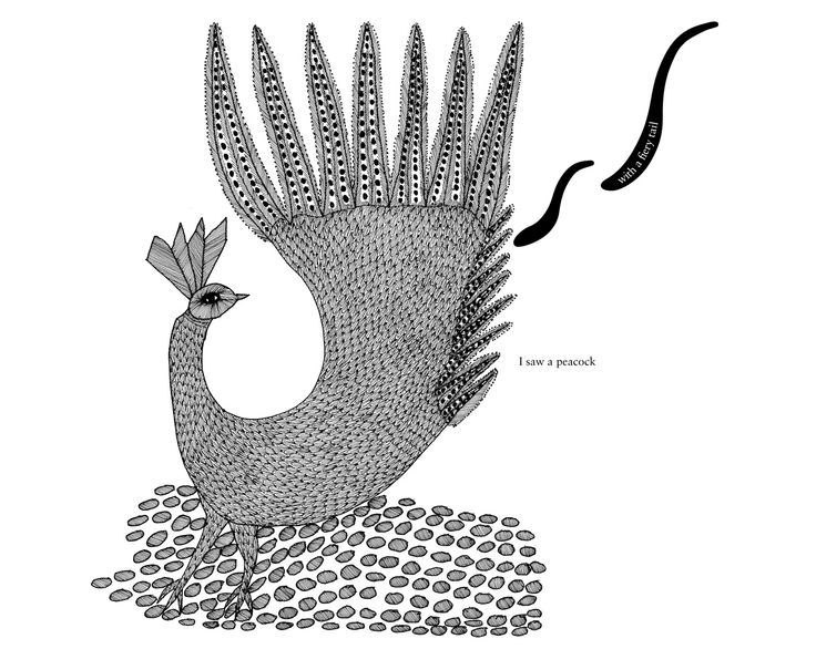 "I Saw a Peacock with a Fiery Tail: 17th-Century British ""Trick"" Poetry Meets Die-Cut Indian Folk Art 